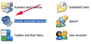 icon volume control