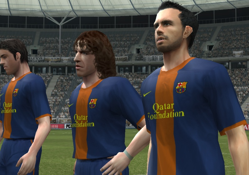 Download Update Pemain PES 6 – Option File Terbaru 2012-2013